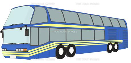 二階建てバスの素材 [FYI00280615]