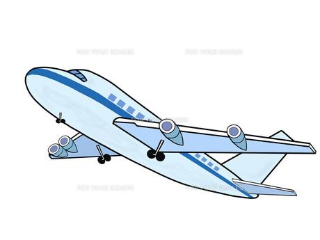 飛行機の素材 [FYI00280618]