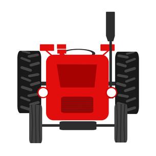 トラクターの写真素材 [FYI00280631]