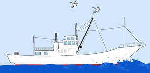 漁船の素材 [FYI00280632]