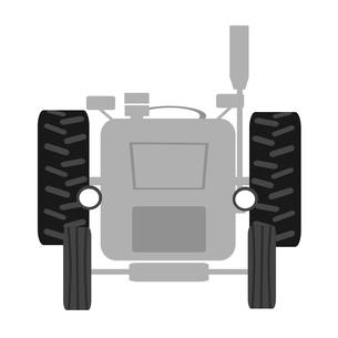 トラクターの写真素材 [FYI00280637]