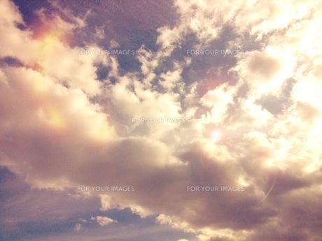 雲の素材 [FYI00280697]