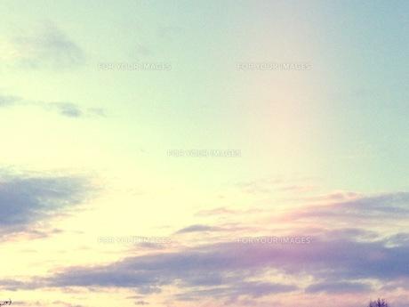 空の素材 [FYI00280699]