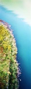 ダムから見た景色の写真素材 [FYI00280734]