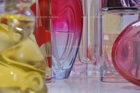 香水瓶の写真素材 [FYI00280855]
