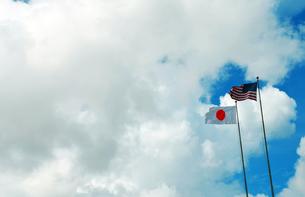 国旗の写真素材 [FYI00281229]
