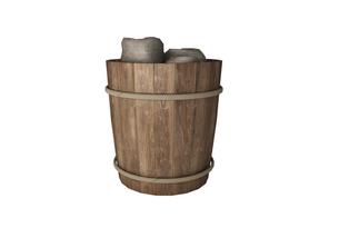 漬物樽CGの写真素材 [FYI00281375]