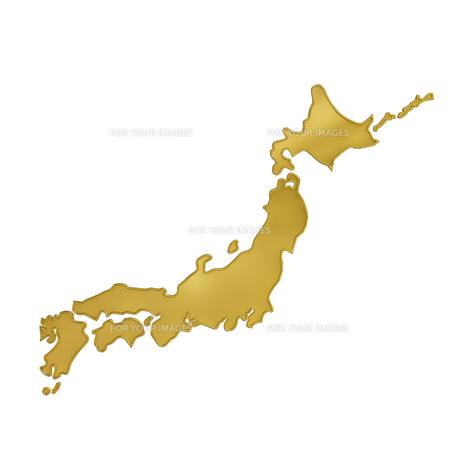 日本地図の写真素材 [FYI00281416]