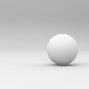 球体のある部屋の写真素材 [FYI00281460]