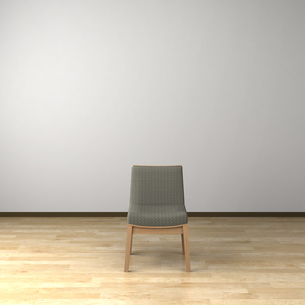 椅子のある部屋の写真素材 [FYI00281488]