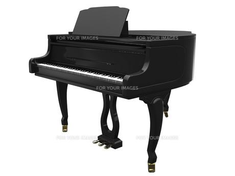 グランドピアノの写真素材 [FYI00281535]