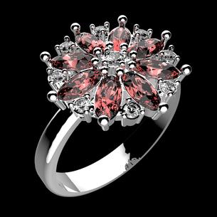 指輪の写真素材 [FYI00281538]