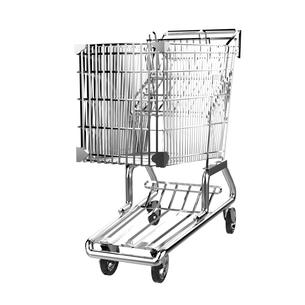 ショッピングカートの写真素材 [FYI00281556]