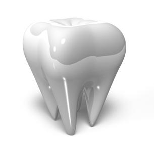 きれいな歯の写真素材 [FYI00281777]