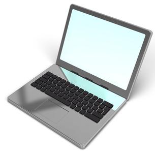 ラップトップパソコンの写真素材 [FYI00281816]