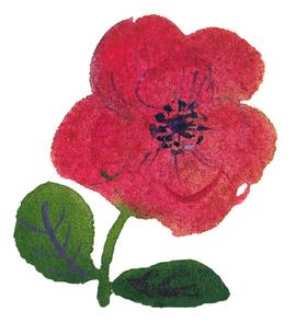 ピンクの花の写真素材 [FYI00282367]