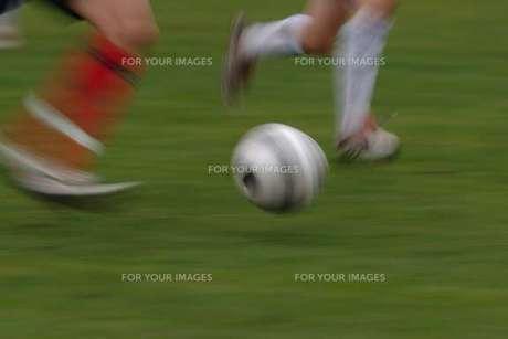 サッカーの写真素材 [FYI00282496]