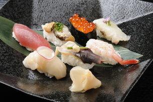 にぎり寿司の写真素材 [FYI00282501]