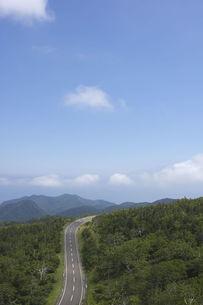 知床峠の写真素材 [FYI00282512]