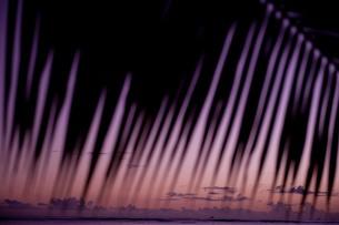 HAWAII SUNSET 01の写真素材 [FYI00282594]