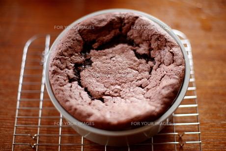 チョコレートケーキの写真素材 [FYI00282610]