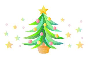 クリスマスツリーの写真素材 [FYI00282972]
