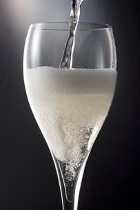 スパークリングワインの写真素材 [FYI00283270]