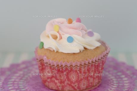 カップケーキの写真素材 [FYI00283284]
