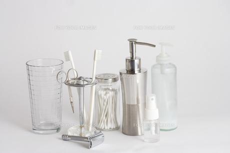 洗面用品の写真素材 [FYI00283332]