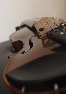 ヴァイオリンの写真素材 [FYI00283621]