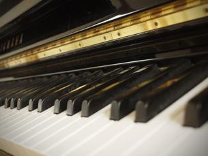 鍵盤の写真素材 [FYI00283633]
