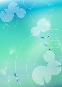 金魚と水草の写真素材 [FYI00283732]