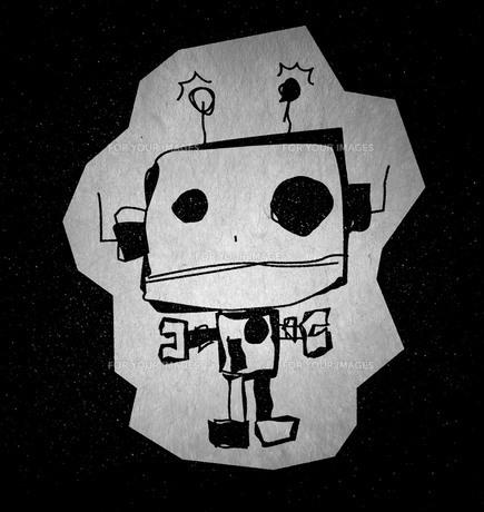 ロボットの写真素材 [FYI00283898]