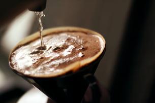 コーヒーアロマの写真素材 [FYI00284081]