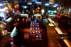 駅前ロータリーの写真素材 [FYI00284162]