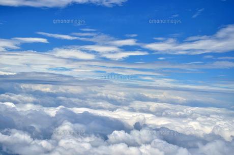 雲海と青空の写真素材 [FYI00284311]