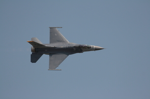 F-16の写真素材 [FYI00284350]