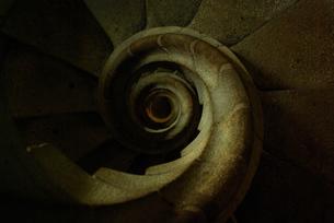 螺旋の写真素材 [FYI00284416]