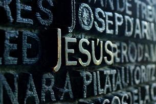 JESUSの写真素材 [FYI00284417]