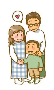 若い夫婦(シンプル)の写真素材 [FYI00284630]