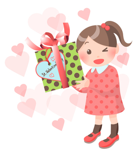 バレンタインの写真素材 [FYI00284804]