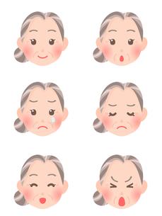 女性の顔の写真素材 [FYI00284827]