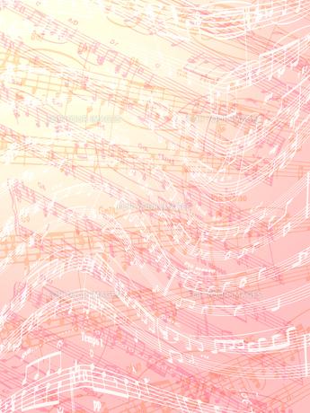 楽譜の写真素材 [FYI00284835]