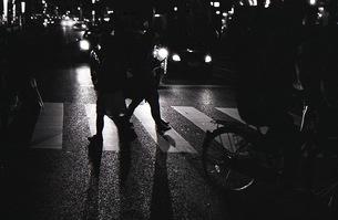 横断歩道の写真素材 [FYI00285062]