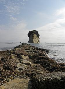 見附島‐01の写真素材 [FYI00285207]