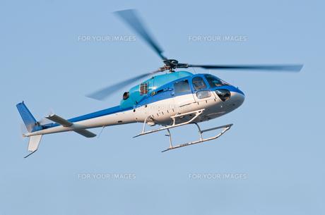 ヘリコプターの素材 [FYI00285221]
