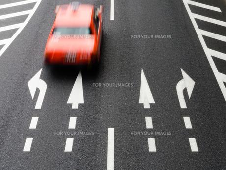 交通標識の写真素材 [FYI00285231]