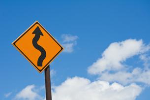 交通標識の写真素材 [FYI00285241]