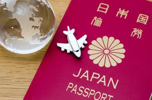パスポートの写真素材 [FYI00285248]