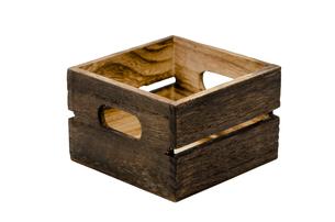 木箱の写真素材 [FYI00285256]